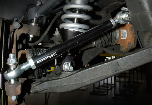 2007-2016 Toyota Tundra, 2WD/4WD Heavy Duty Steering Kit ...